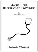 Spanish for Healthcare Providers bookcover